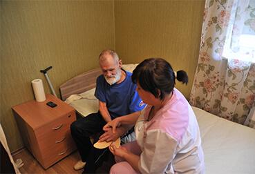 Пансионат для престарелых в иркутске где в москве остались частные дома