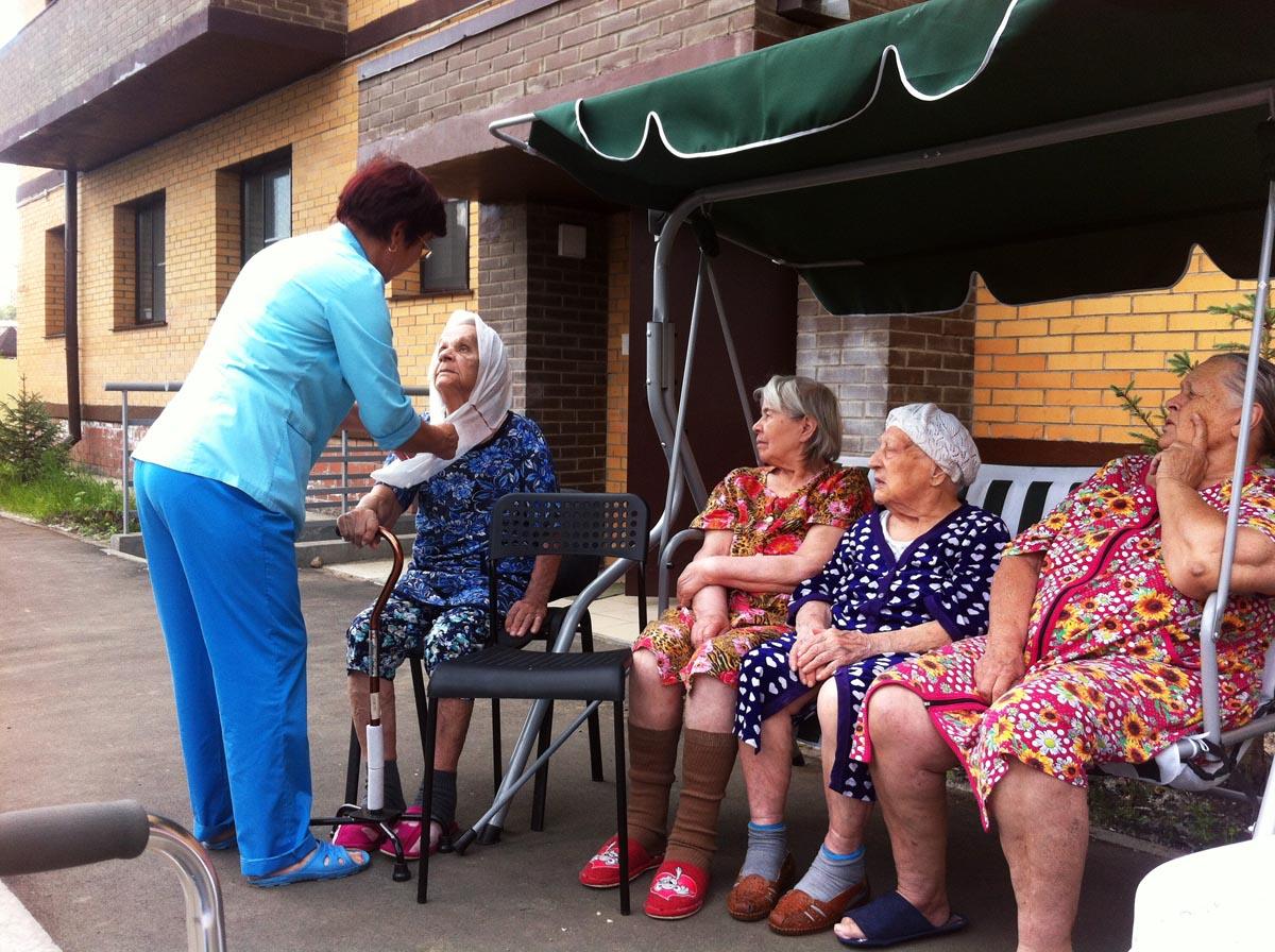 Пансионат для пожилых людей с деменцией иркутск